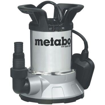 Vlakzuigende schoonwaterdompelpomp TPF 6600 SN