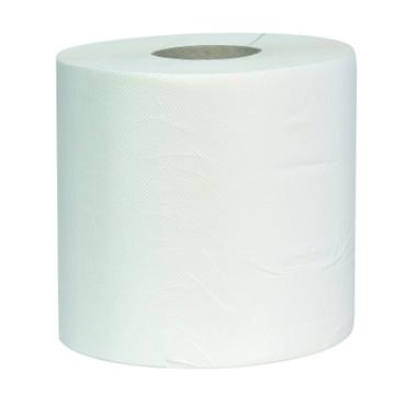 Wischtuch Papier 2-lagig Strong RX P-20 weiss