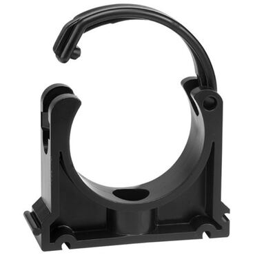 Pipe clamp PP type 25 with clip