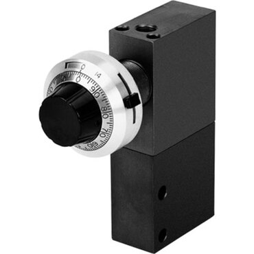 Time delay valve VZOA-3-1/4 3464