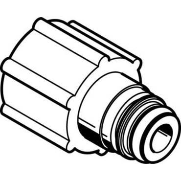 Adaptateur QSP10-G1/8 565811
