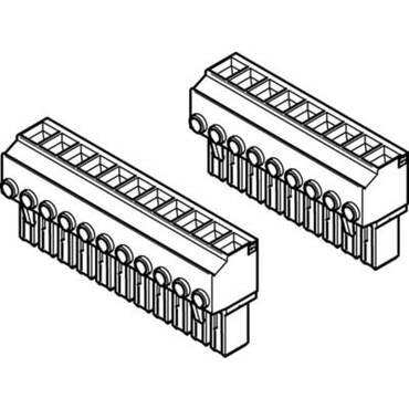 Assortment of plugs NEKM-C-3 552256