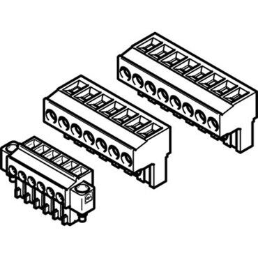 Assortment of plugs NEKM-C-4 560504