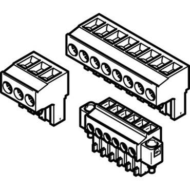 Assortment of plugs NEKM