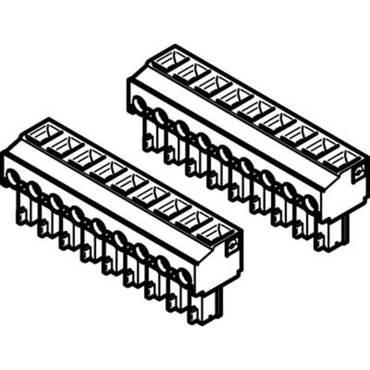Assortment of plugs NEKM-C-2 552255