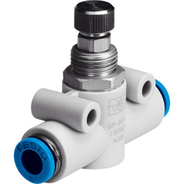 One-Way flow control valve GR