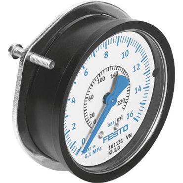 Precisie-flensmanometer FMAP