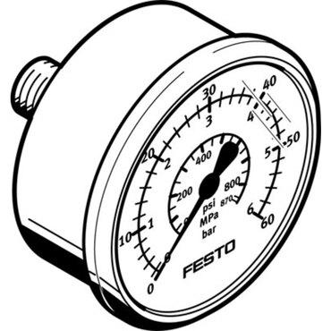 Manometer PAGL