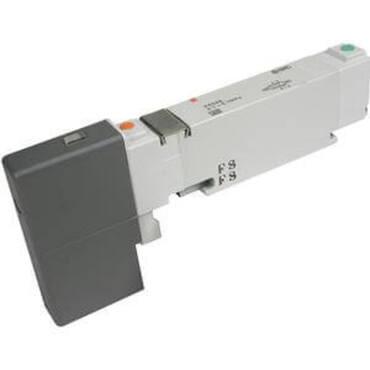 5-Wege-Magnetventil, alle Typen Serie VQC1000