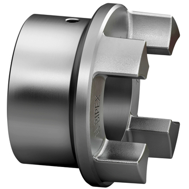 Flexibele klauwkoppeling N-Bipex - koppelingshelft