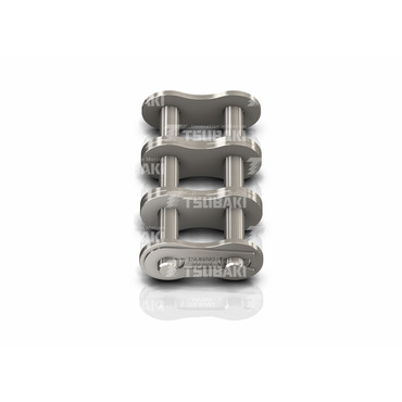 Spring Clip Type 1//2 Pitch Triplex Connecting Link 08B-3