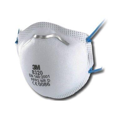 3m masque respiratoire ffp2