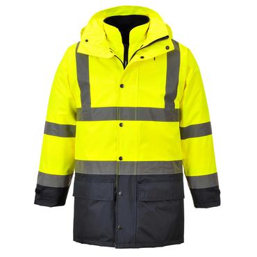 Hi-Vis executive jacket type S768 5-in-1