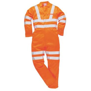 Hi-Vis overall type RT42 orange