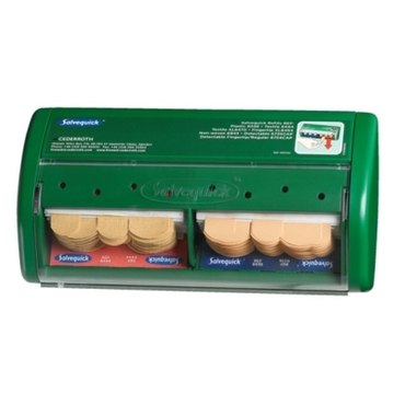 Salvequick Plaster Dispenser 40Xfabric & 45Xwashproof