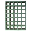 Gitterrost ISO-FR GRIT Grün 3666x1226x38mm