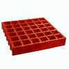 Gitterrost Epragrate VE-FR Rot 3666x1226x38mm