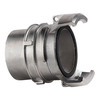 Guillemin coupling - type GFG - female thread stainless steel with locking ring