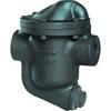 Inverted bucket steam trap fig. 1127 series HM cast iron internal thread
