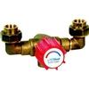 """Water/water mixer fig. 1901 bronze 3/4""""BSPP"""