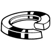 DIN43699 Contact spring washer Spring Steel zinc plated