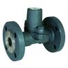 Bimetallic steam trap fig. 2979 series SMC32 steel flange