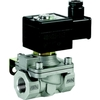 "Solenoid valve 2/2 fig. 32302 series SCG210D189V stainless steel/FKM orifice 25mm 230V AC 1""BSPP"