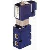 Solenoid valve three way fig. 33520 series 6518 PA internal thread
