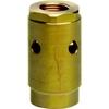 Steam injector type 857 bronze internal thread