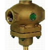 Thermostatic valve fig. 9451 series KB51 bronze internal thread