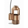 "Overflow monitoring fig. KP688-00 bronze (gunmetal) 1"" BSPP"