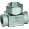 Thermodynamic steam trap fig. 1044 series TD52M stainless steel maximum pressure difference 42 bar internal thread