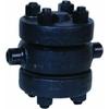 "Thermodynamic steam trap fig. 1050 series TD120 steel SC buttweld 1/2"""