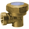 Thermostatic steam trap fig. 1182 series BPT13AX brass maximum pressure 13 bar PN16 1/2""