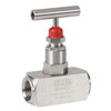 Needle valve fig. 1226 stainless steel internal thread NPT