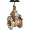 Gate valve fig. 1317 bronze flange