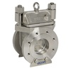 Line blind valve fig. 1579 stainless steel flange