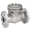 Check valve fig. 1817PK stainless steel flange
