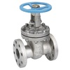 Gate valve fig. 1871 stainless steel flange