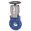 Knifegate valve fig. 21130 cast iron monoflange