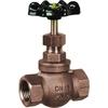Globe valve fig. 250 bronze internal thread
