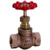 Globe valve fig. 251A bronze internal thread BSP