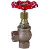 Globe valve fig. 251H bronze angled internal thread BSP