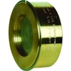 Clapet anti-retour entre brides fig. 2624 bronze