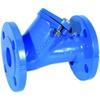 Ball check valve fig. 2630 nodular cast iron flange