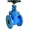 Gate valve fig. 292 cast iron nodular flange