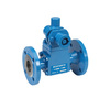 Blowdown valve 2959 casted steel/aluminium-brass PN40 DN25