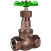 Globe valve fig. 3040 bronze regulating disc thread connection
