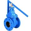 Gate valve fig. 305 cast iron flange