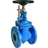 Gate valve fig. 317 cast iron - flange